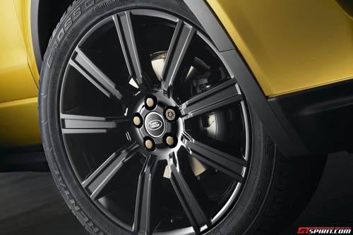 Range Rover Evoque ra mắt phiên bản Limited Edition tuyệt đẹp