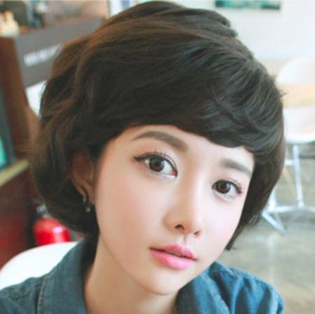 Biến hóa với tóc ngắn vừa cá tính vừa dễ thương