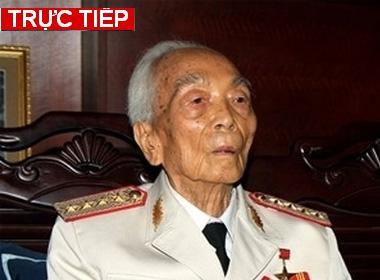 Phim tư liệu về Đại tướng Võ Nguyên Giáp trong chương trình Ký ức Việt Nam