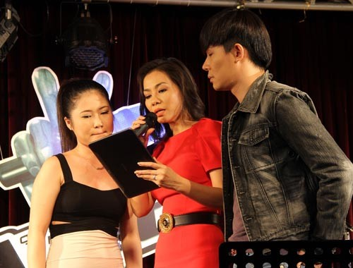 Nhìn lại hình ảnh 'tình thầy trò' của Thu Minh và Hương Tràm