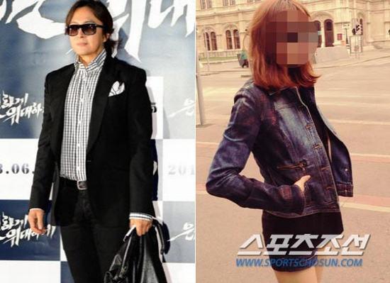 Bạn gái Bae Yong Joon có vóc dáng như người mẫu