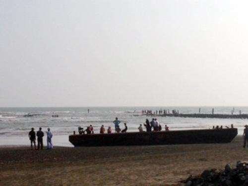 7 học sinh chết và mất tích ở biển Cần Giờ