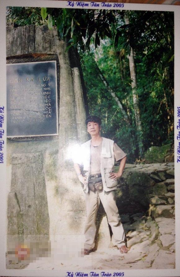 Vợ cố nghệ sĩ Tuấn Dương thức trắng nhiều đêm để chăm chồng
