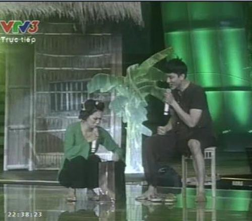 Liveshow 4 Cặp đôi hoàn hảo 2013: Phan Anh - Thái Trinh chia tay chương trình