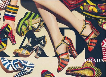 7 mẫu giầy gót thấp