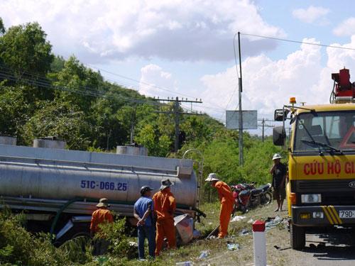Thêm một vụ tai nạn kinh hoàng ở Khánh Hòa