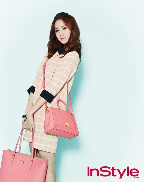 Yoona (SNSD) đẹp ngọt ngào với thời trang xuân hè 2013