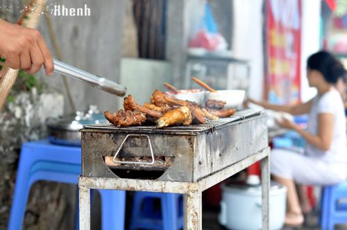 5 ngõ, phố ăn uống rôm rả nhất Hà thành
