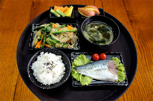 Quán ăn phong cách Ninja cho bạn trẻ Hà Thành