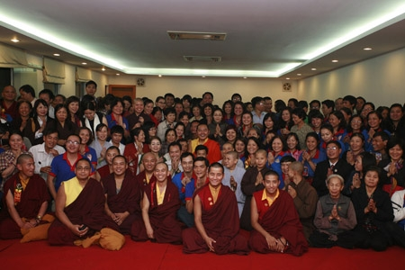 Đoàn Phật giáo Ấn Độ thăm, giảng pháp tại Việt Nam