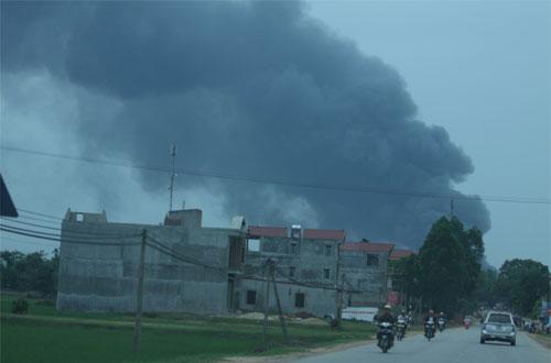 Vụ cháy xưởng may ở Bắc Giang: Công nhân sẽ được vay để mua xe