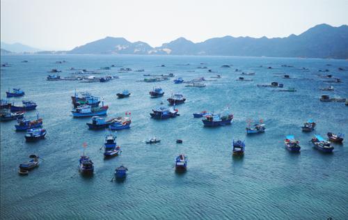 Đảo Bình Ba hoang sơ tuyệt đẹp