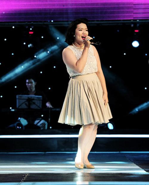 Tập 1 vòng Giấu mặt The Voice 2013: Cô bé 16 tuổi gây 'sốt' cuối chương trình