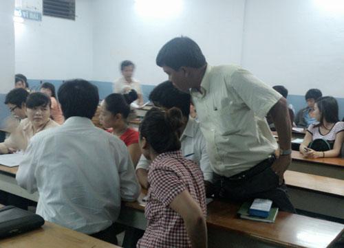 Chuyển SV liên thông của Trường trung cấp Tây Nam Á sang trường khác