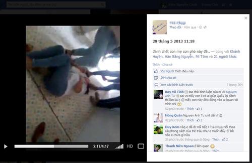 Đã xác định đối tượng làm nhục nữ sinh ở Phú Thọ