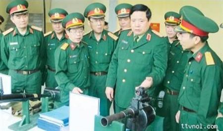 Điểm danh vũ khí mới của Quân đội nhân dân Việt Nam