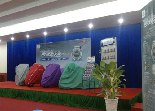 Suzuki Viva chuẩn bị tái xuất tại Việt Nam