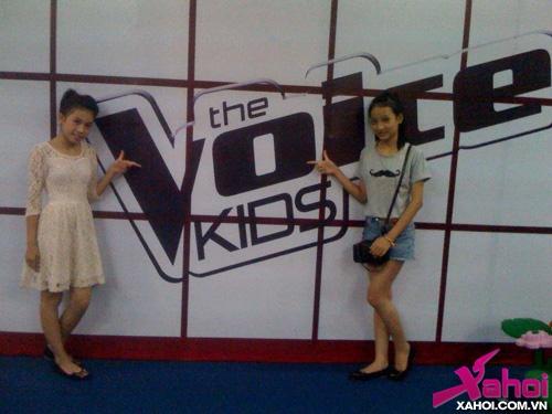"21h tối nay TRỰC TIẾP ""The Voice Kids 2013"""