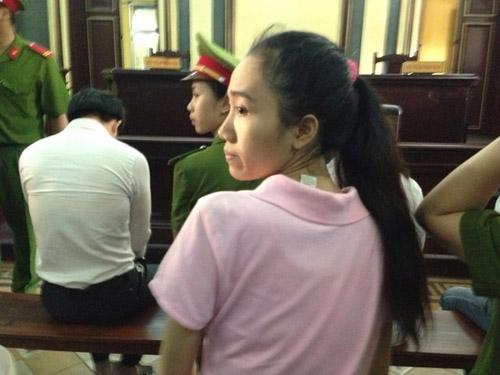 'Hoa hậu bán dâm' Mỹ Xuân nhận mức án 2 năm 6 tháng tù giam
