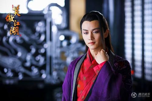 'Tân thần điêu đại hiệp' tiết lộ vai Dương Quá và Tiểu Long nữ