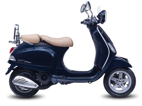 Xe tay ga Vespa mới của Piaggio có giá 74 triệu