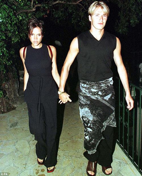 Hành trình 15 năm trở thành biểu tượng thời trang của cặp đôi Beck - Vic