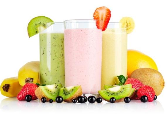Chế độ ăn giảm cân - giải độc trong 3 ngày bằng trái cây