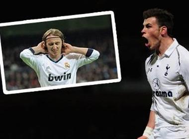 Bale sẽ đi vào