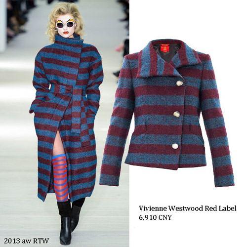 Áo khoác đẹp sành điệu cho Thu Đông 2013