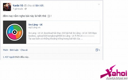 Vụ Yanbi đánh Andrea: Yanbi nên đóng cửa facebook!