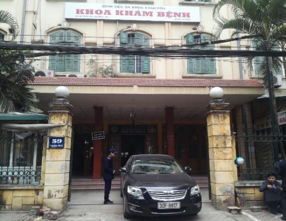 Cập nhật thông tin vụ 'con cắt chân mẹ ở bệnh viện Xanh Pôn'