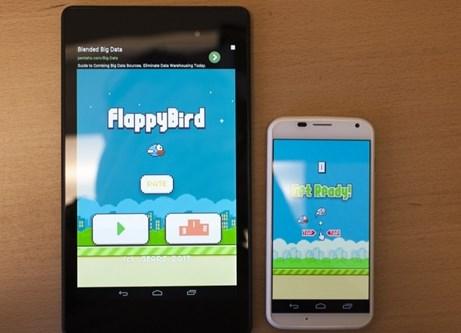Cách giành chiến thắng trò chơi Flappy Bird