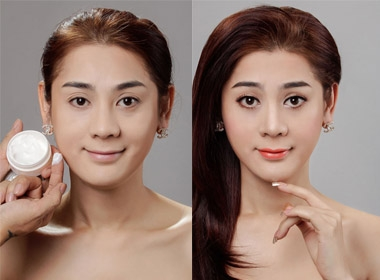 Makeup cùng Lâm Chi Khanh cho ngày lễ Tình nhân