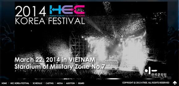 Fan Kpop Việt Nam háo hức chờ đại hội nhạc Hàn 2014
