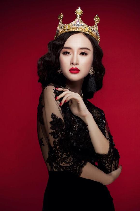 Angela Phương Trinh hóa thân thành nữ hoàng quyền lực