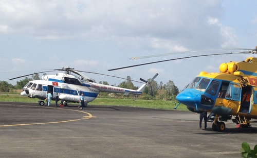CẬP NHẬT VỤ MÁY BAY MALAYSIA MẤT TÍCH: Máy bay VN chụp được đốm trắng lạ trên mặt biển