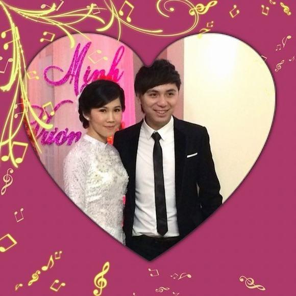 Minh Vương M4U bí mật tổ chức đám cưới với vợ hotgirl