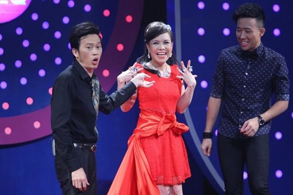 Trấn Thành đụng độ Hoài Linh, Việt Hương trong gameshow