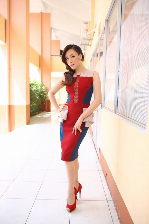 Ho Quynh Huong, Giam khao X-Factor, Ho Quynh Huong giam khao X-Factor, Pha Le thi X-Factor