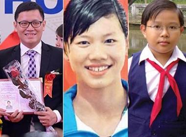 PGS Lê Anh Vinh lọt top 10 gương mặt trẻ tiêu biểu