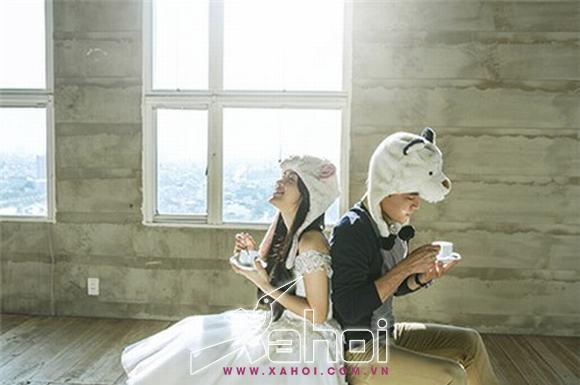 Bộ ảnh cưới lung linh mà trước đó cặp đôi đã chụp