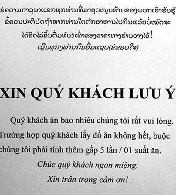 Hết Thái, Hàn đến Nhật rêu rao người Việt trộm cắp, ăn tham, xả rác bien canh bao nguoi viet o nuoc ngoai6