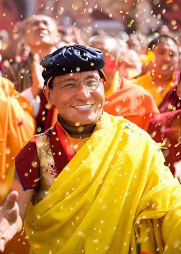 Pháp Vương Phật giáo Kim cương thừa Drukpa thăm Việt Nam