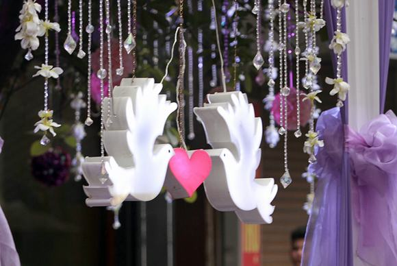 Tiệc cưới của Tuấn Hưng - Hương Baby