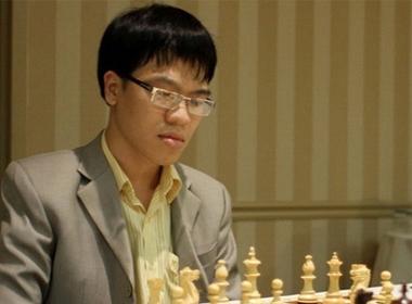 Lê Quang Liêm thua trận trước Dmitry Andreikin