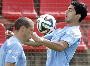 world cup, tran anh uruguay, world cup 2014, vong loai, ti so tran anh