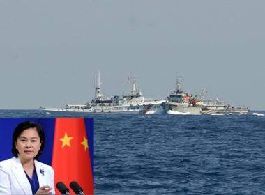 Đâm tàu Việt Nam xong, Trung Quốc kêu bị quấy rối