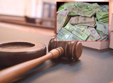 Chánh án bị tố 'bán án treo' giá hơn 230 triệu đồng