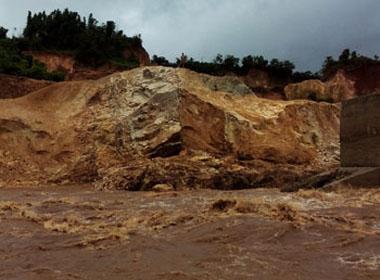Vụ vỡ đập thủy điện Ia Krel 2: Vỡ tại vị trí cũ