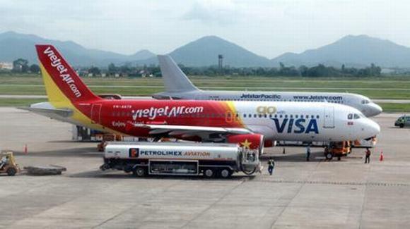 Vé máy bay  Nghệ An đi Tuy Hòa